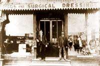 1st Walgreens Drug Store